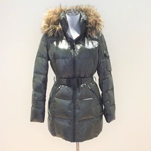 Calvin Klein Performance Down Puffer Coat Size S